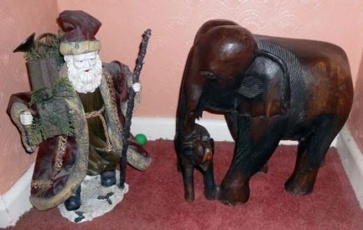 Two Distinctive Ornaments