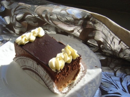 My Favourite French Cake 'Chocolat Delice'