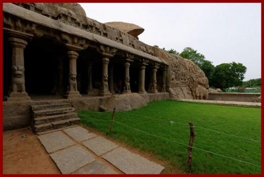 About Mahabalipuram
