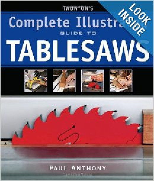 Paul Anthony's Table Saw Guide