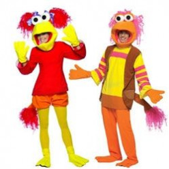 How to get an awesome Fraggles costume for Halloween