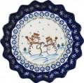 Christmas Pie Plate Gift Ideas