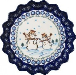 Christmas Pie Plate Gift Ideas