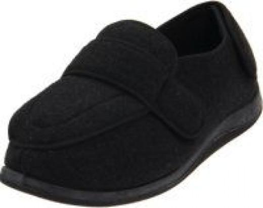 Foamtreads Adjustable Diabetic Slippers