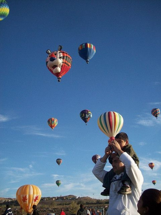 Funny Reno Hot Air Balloon picture