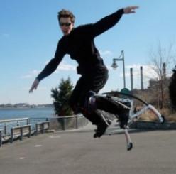 Gotta Jump!! - Pogo sticks, jumping stilts, trampolines and more