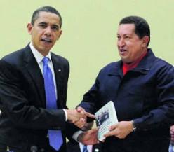 Handshake Diplomacy