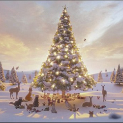 The Bear and the Hare - The John Lewis Advert 2013