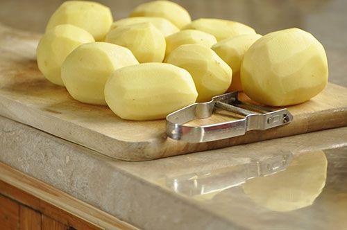Good quality Irish potatoes