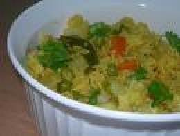 Brinji Rice also known as Brinj is a variety of Vegetable Rice