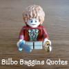 Best Bilbo Baggins Quotes