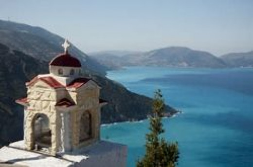 Kefalonia shrine