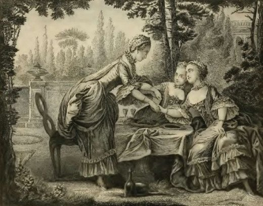 Image from La Fontaine's Tales
