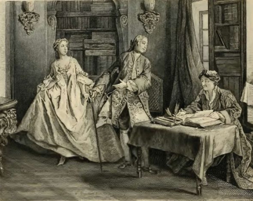 Jean de La Fontaine's Tales - image