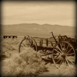 Ballarat: A California Ghost Town