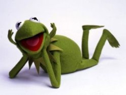 Kermit the Frog: It's Not Easy Being Green