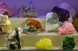 Mineral exhibit