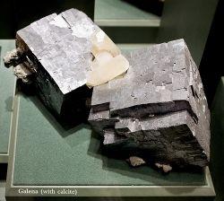 Galena Mineral Specimen Picture