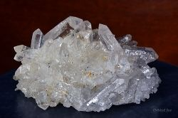 Quartz Mineral Specimen Picture