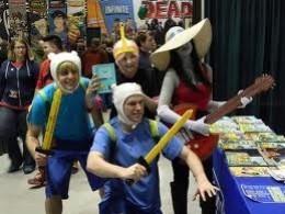 Adventure Time Merchandise Poll
