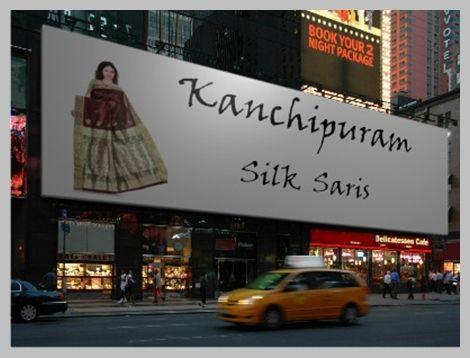 Kanchipuram Silk Saris