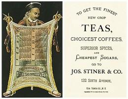 Trade Card, 1886