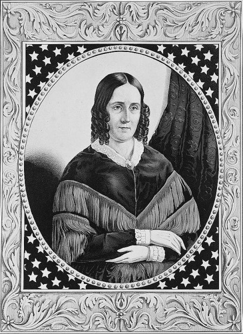 First Lady of the United States In office March 4, 1845 – March 4, 1849