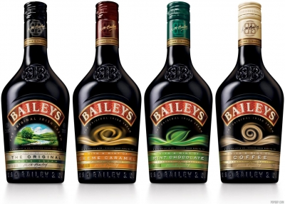 Wow! Many Types of Baileys!