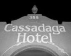 Paranormal Investigation Cassadaga Hotel