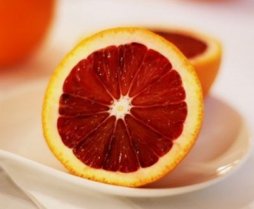'Blood' Orange