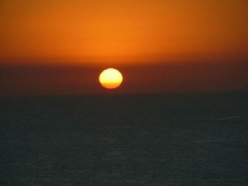 Sunsets Are so beautiful in Puerto Vallarta...