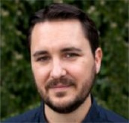 Press photo of Wil Wheaton from Geek & Sundry