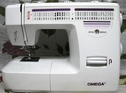 Omega 605 Heavy Duty Sewing Machine?
