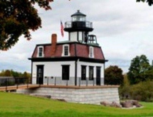 Colchester Reef Lighthouse at the Shelburne Museum
