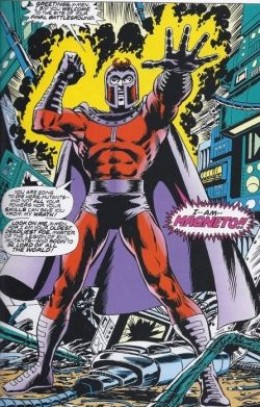 x-men No. 104 magneto