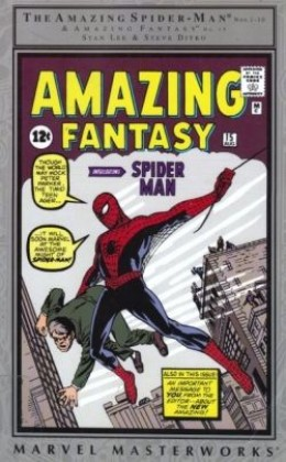 Amazing Spider-Man Marvel Masterworks
