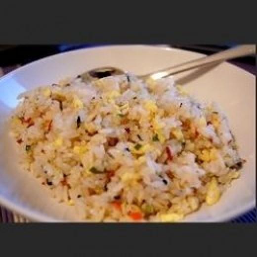 Egg Rice