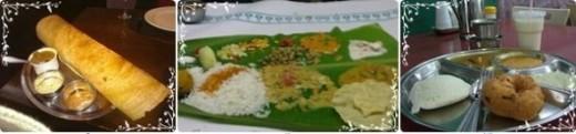 Tamil Foods, Idli Vadai, Meals, Dosai