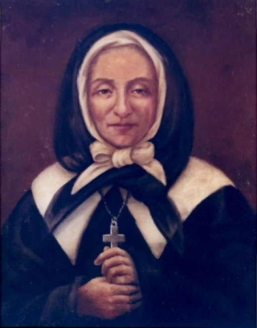 The Idealized Version of Marguerite Bourgeoys