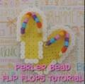 Make Perler Bead Flip Flops