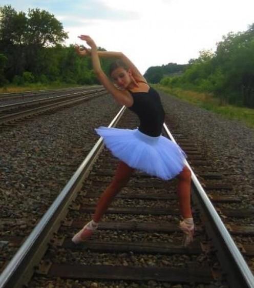 Dancer/Model Bryn Michaels Photo By J.Reid