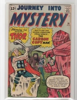 Thor Journey into Mystery No. 90