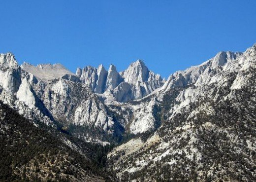 Mt Whitney Photo