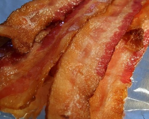 Delicious Bacon by sea turtle