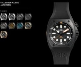 Bell & Ross Marine Automatic