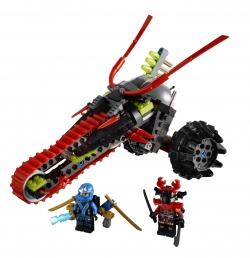 LEGO Ninjago Warrior Bike