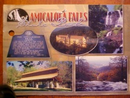 Appalachian Trail postcards