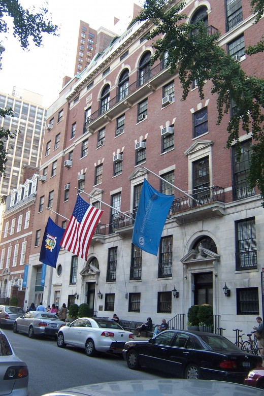 Marymount Manhattan College is a liberal arts establishment located on the upper east side of the Manhattan island.