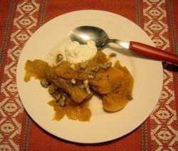Turkish Pumpkin Dessert