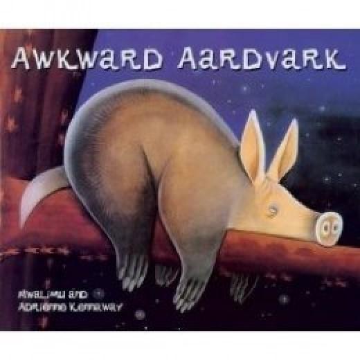 Awkward Aardvark - African Animal Tales